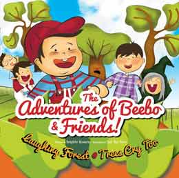 The Adventures of Beebo & Friends! written by Brigitte Rozario, illustrated by Tan Vay Fern (MPH Publishing (Malaysia), 2013/2014)
