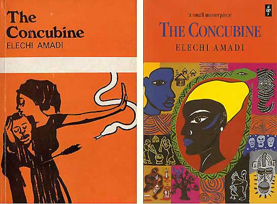 The Concubine by Elechi Amadi, first published in 1966