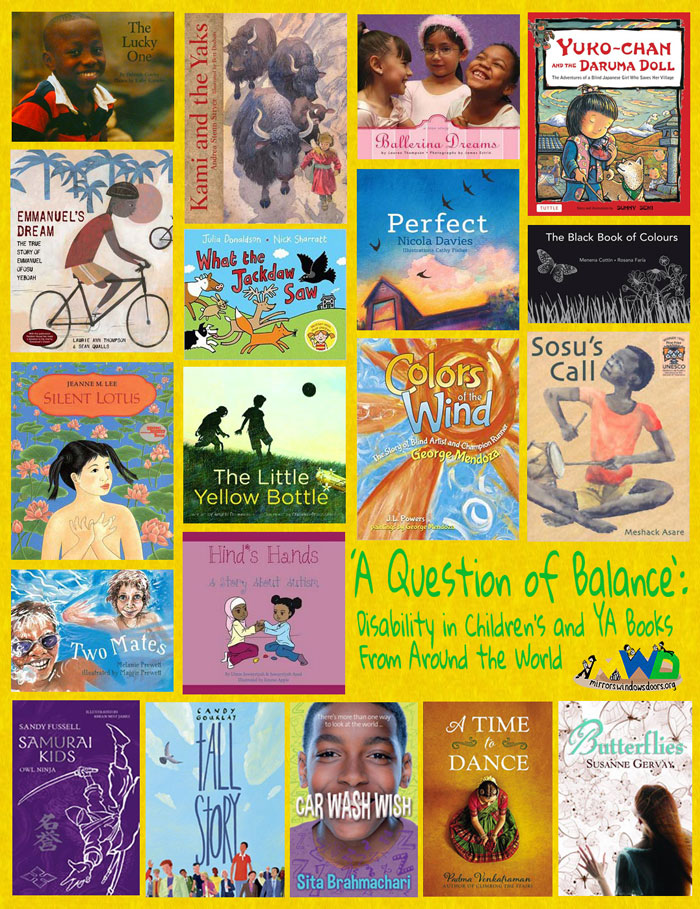 'A Question of Balance': Disability in Children's and YA Books From Around the World