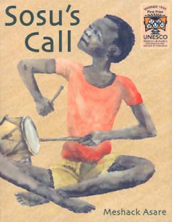Sosu's Call, by Meshack Asare (first published by Sub-Saharan Publishers, 1997; last reprint 2012)