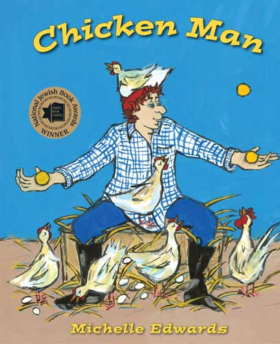 Chicken Man, by Michelle Edwards (NewSouth, 2008) - winner of 1992 National Jewish Book Award