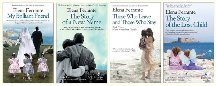 Elena Ferrante's Neopolitan Quartet