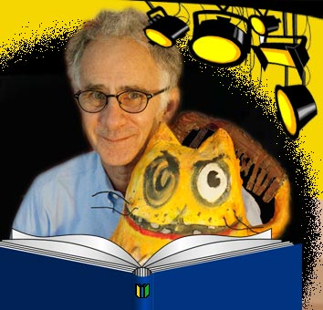 Australian Children's Laureate Leigh Hobbs - and old Tom - in the MWD Spotlight