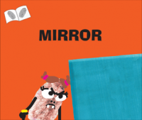 Mirror by Sandhya Rao, illustrated by Ashok Rajagopalan