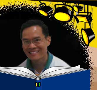 In the MWD Spotlight: author and publisher Oliver Chin