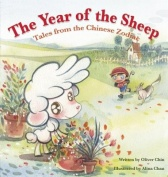 The Year of the Sheep by Oliver Chin, illustrated by Alina Chau (Immedium 2015)