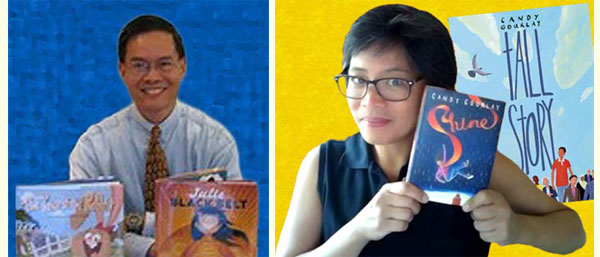 MWD Interviews with Candy Gourlay and Oliver Chin