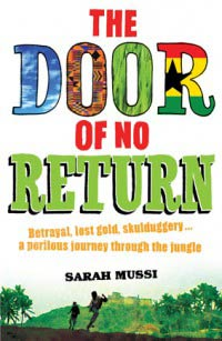 The Door of No Return, by Sarah Mussi