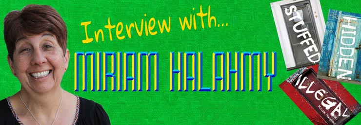 MWD Interview - Miriam Halahmy