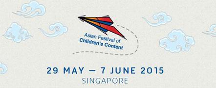 Asian Festival of Children's Content 2015