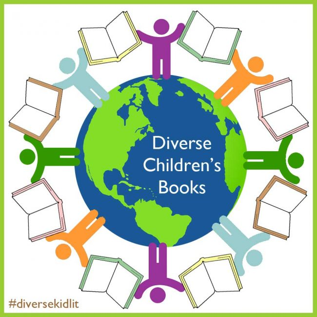 #DiverseKidLit - Diverse Children's Books meme